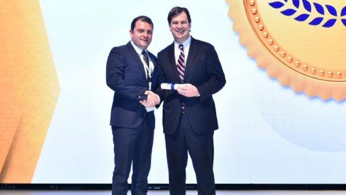 Otokoç Eskişehir şubesine 'Başkanlık Ödülü'