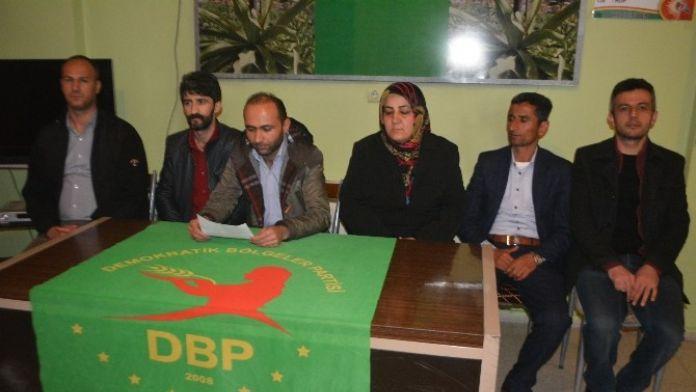 DBP'den 'Nevruz' Açıklaması