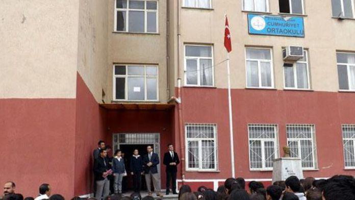 Ergani'de öğretmenden öğrenciye dayak iddiasıyla suç duyurusu