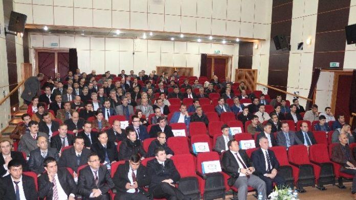 SGK'dan Bilgilendirme Toplantısı