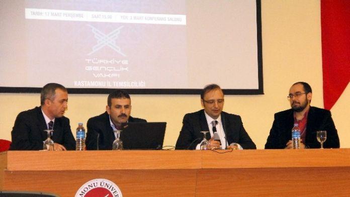 Tügva'dan 'İslam Ekonomisi Ve Katılım Bankacılığı' Konferansı