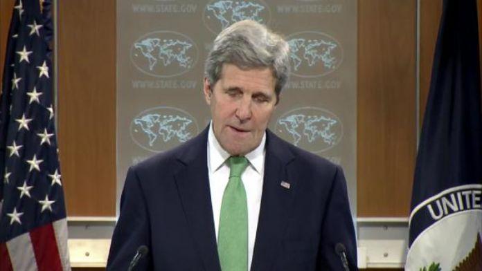 ABD Dışişleri Bakanı: IŞİD soykırım yapıyor