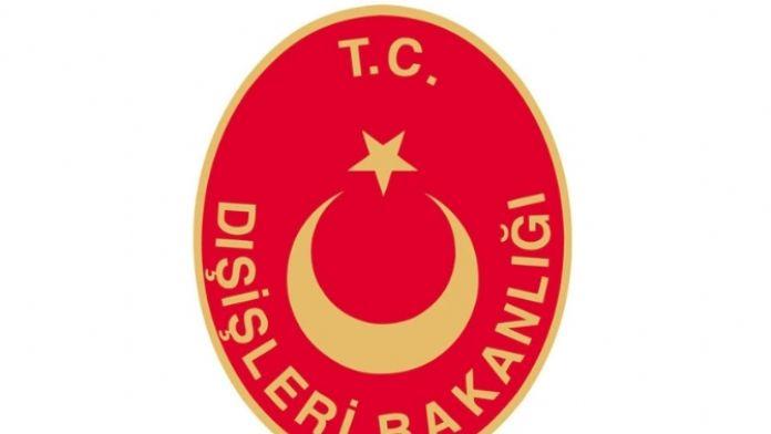 Dışişleri Bakanlığı terör saldırısını kınadı