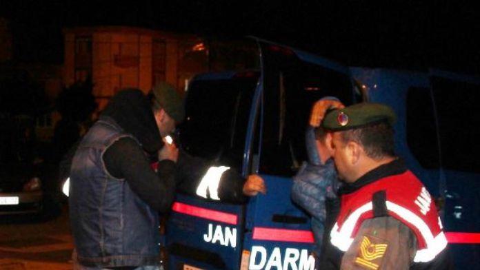 Bandırma'da tecavüz iddiasına 6 gözaltı (2)