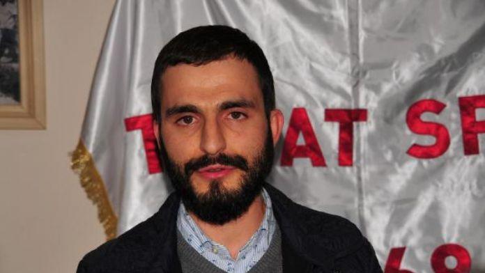 Tokatspor'da başkan Sansar istifa etti