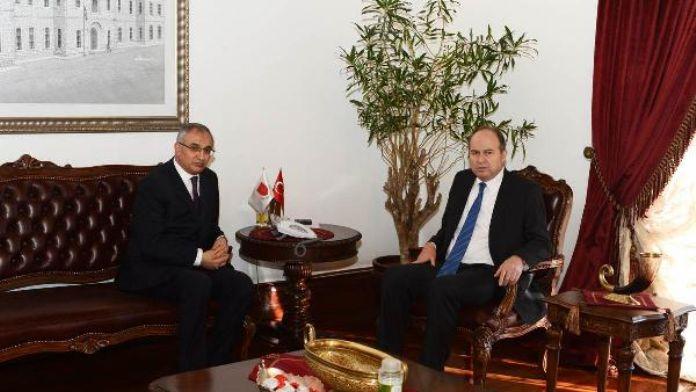 Ankara İl Emniyet Müdürü Mahmut Karaaslan görevine başladı