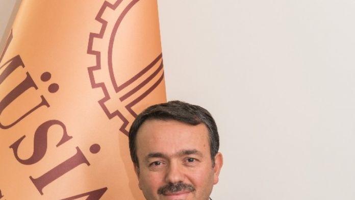 MÜSİAD Başkanı Çakmak;