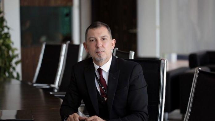 Serhat Akpınar, Kked'nin Başkanlığına Seçildi
