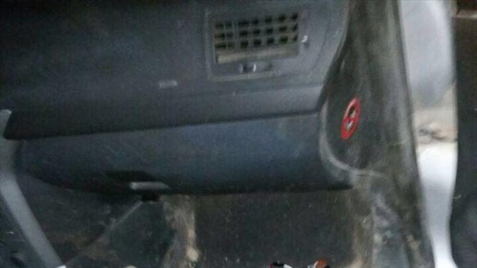 Diyarbakır'da patlayıcı yüklü araç bulundu