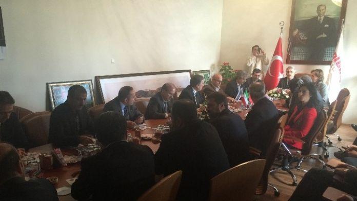 Trabzon Limanı'ndan İran Taşımacılığına Teşvik