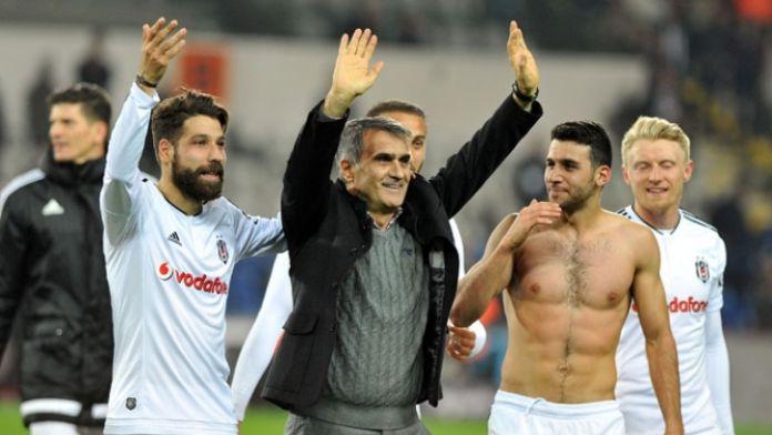 Antalyaspor'la ligde 40. randevu