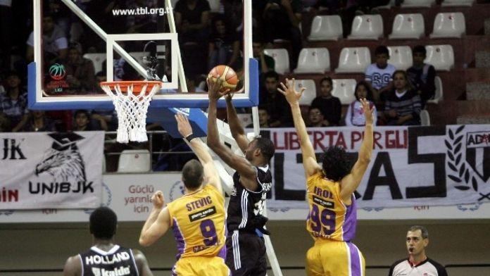 Spor Toto Basketbol Ligi'nde 22. Hafta Heyecanı