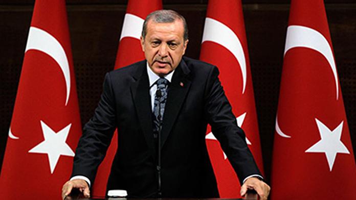 Cumhurbaşkanı Erdoğan'dan Çanakkale mesajı