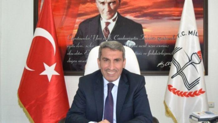 Mardin'in Yeni Milli Eğitim Müdürü Görevine Başladı