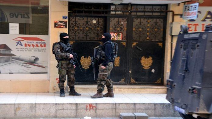 PKK/KCK'ya dev operasyon: 30 gözaltı