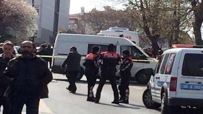 Başkent'te polis cinneti: 2 ölü