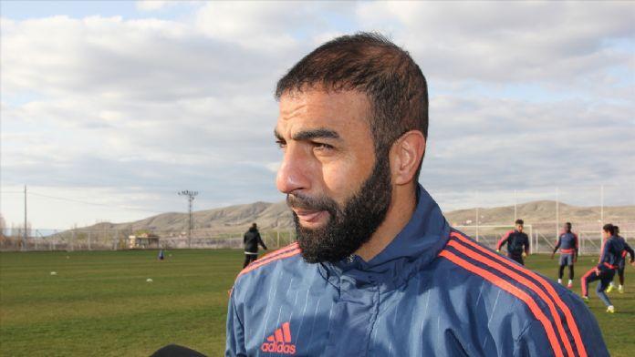 Alima Yeni Malatyasporlu futbolcu Sedat Ağçay: