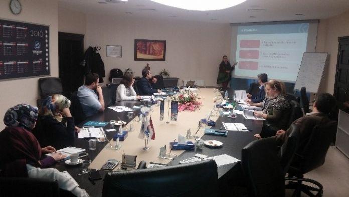 Kalder Kayseri Temsilciliğinden ISO 9001:2015 Revizyon Eğitimi