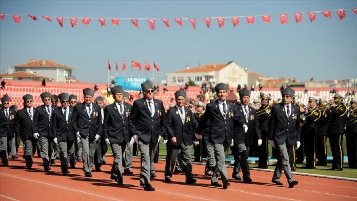 18 Mart Şehitleri Anma Günü ve Çanakkale Deniz Zaferi'nin 101. yıl