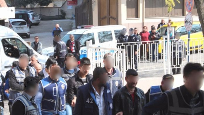 PKK'nın Ege Bölge sorumlusu yakalandı