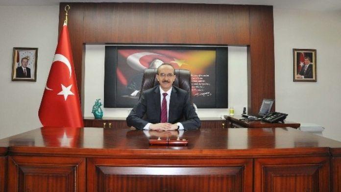 Vali Yavuz'dan 18 Mart Mesajı