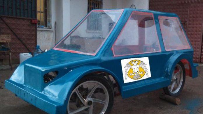 Selçuk Üniversitesi'nin otomobilİ, İngiltere'de yarışacak