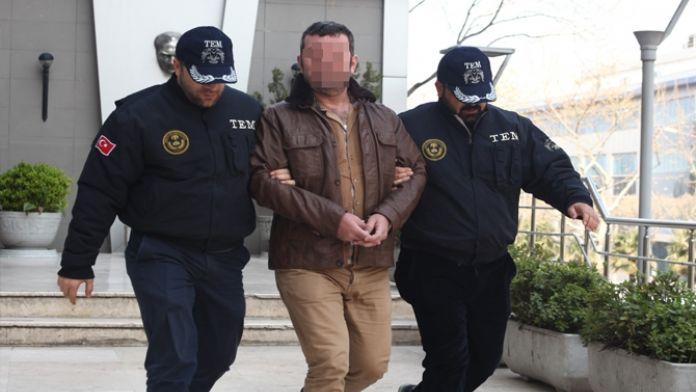 PKK propagandası yaptığı iddia edilen öğretmene gözaltı!
