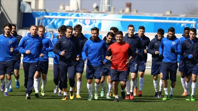 Kasımpaşa'da Bursaspor maçı hazırlıkları