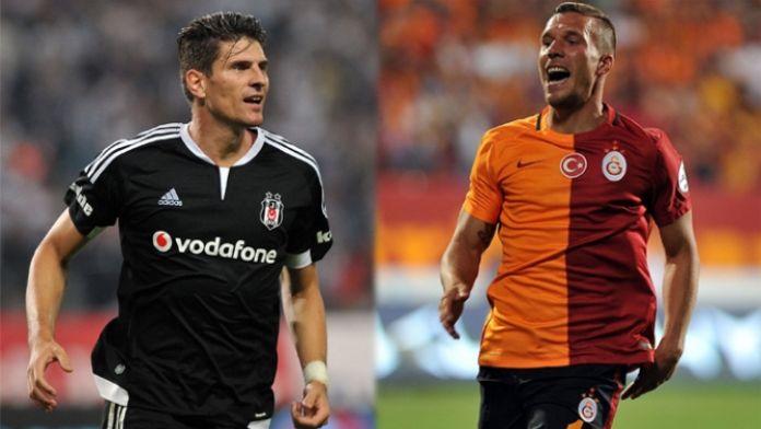 Gomez ve Podolski Milli Takım'da