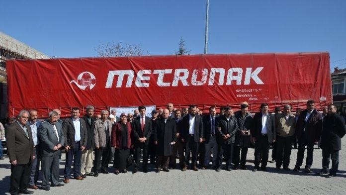 Bünyan'dan Bayır-bucak Türkmenleri'ne Yardım Eli Uzandı