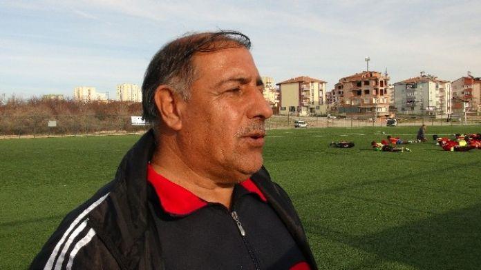 44 Malatya'da Karaköprü Belediyespor Maçı Hazırlıkları Sürüyor
