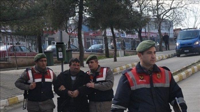 Edirne'de asılsız ihbar yapan kişi gözaltına alındı