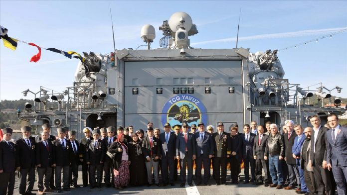 18 Mart Şehitleri Anma Günü ve Çanakkale Deniz Zaferi'nin 1