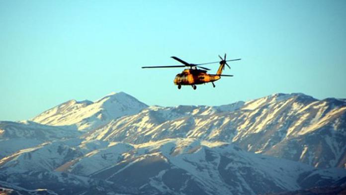 Hakkari'de Hava Hareketliliği