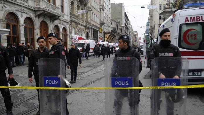 İstiklal Caddesi kapatıldı