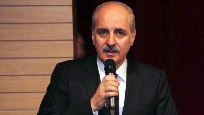 Kurtulmuş: Türkiye kalleş saldırı zinciriyle karşı karşıya