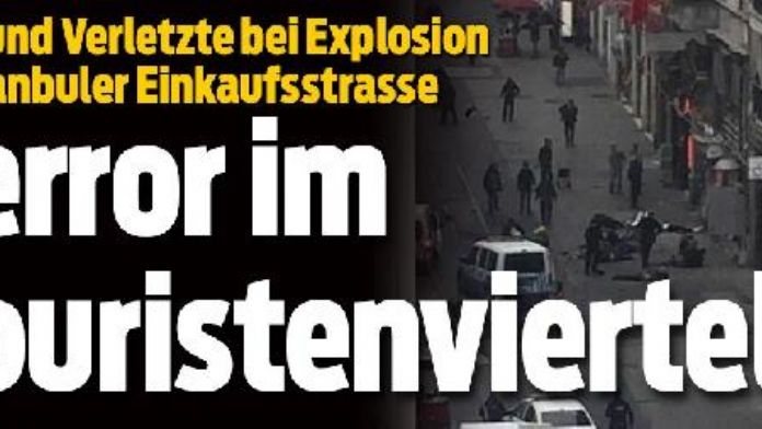 İstanbul'daki saldırı İsviçre basınında