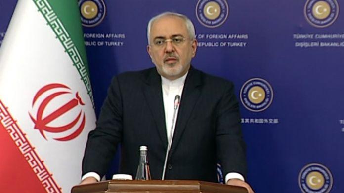 İran Dışişleri Bakanı: Terör çirkin yüzünü İstanbul'da gösterdi