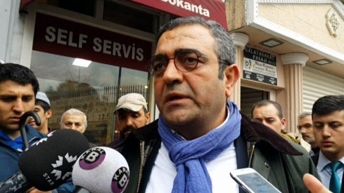 CHP'li Tanrıkulu: Saldırıyı lanetliyorum