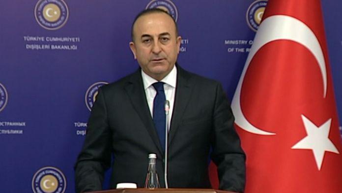Çavuşoğlu: Terör yine sivilleri hedef aldı