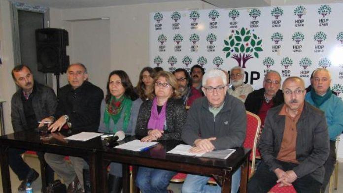 HDP nevruz yasağını basın açıklamasıyla protesto edecek