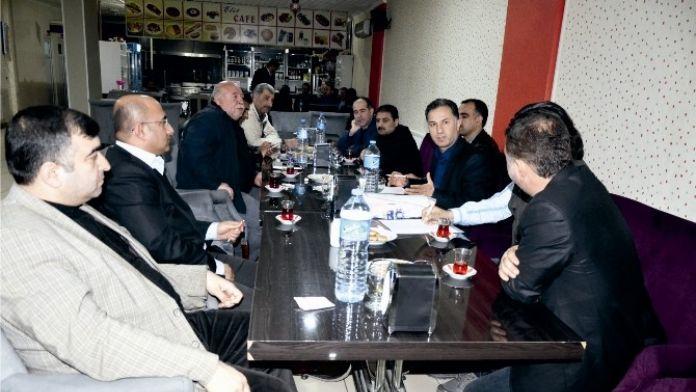 Kahta Kent Konseyi Yönetim Kurulu Toplantısı Yapıldı