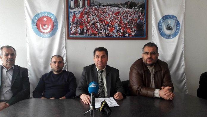 Türk Sağlık Sen'den Emekli Maaşına Döner Sermaye Talebi