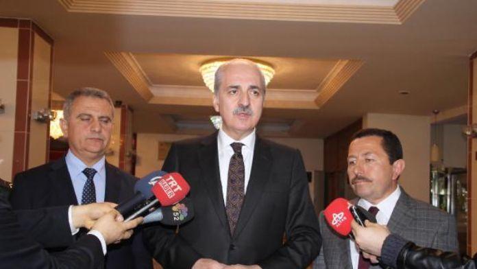 Kurtulmuş: Türkiye kalleş saldırı zinciriyle karşı karşıya (2)