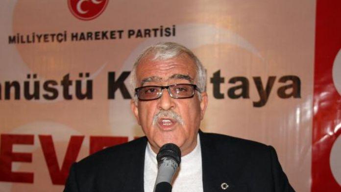 MHP'li eski Başkan Karaman, olağanüstü kongre istedi