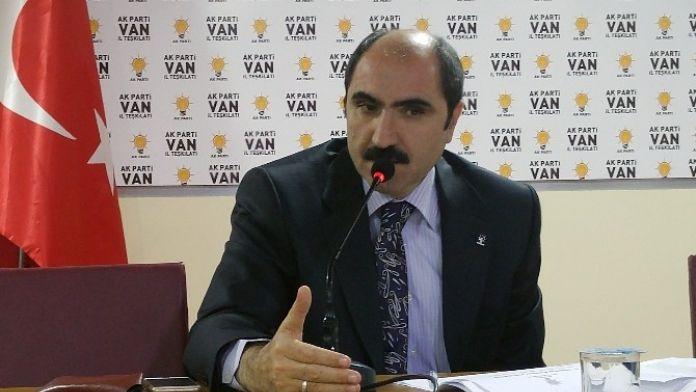 AK Parti İl Başkanı Soğanda: