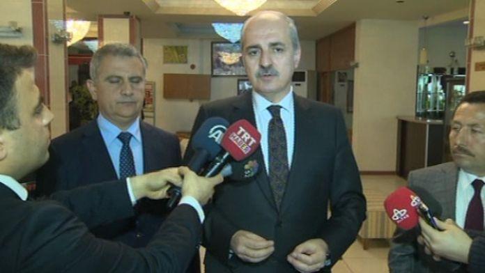 Kurtulmuş'tan HDP'ye çağrı