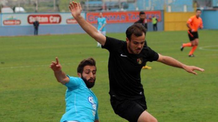 Pazarspor-İstanbulspor: 1-3