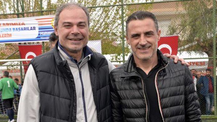 Adana derbisi için 2 teknik direktörü bir araya geldi