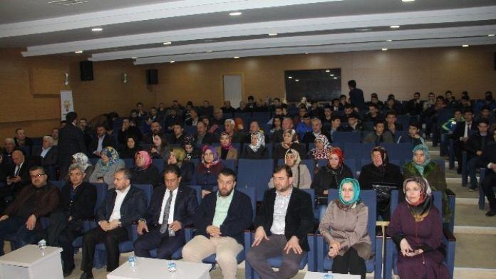 AK Parti'den 'Dünya 5'ten Büyükmü' Konferansı
